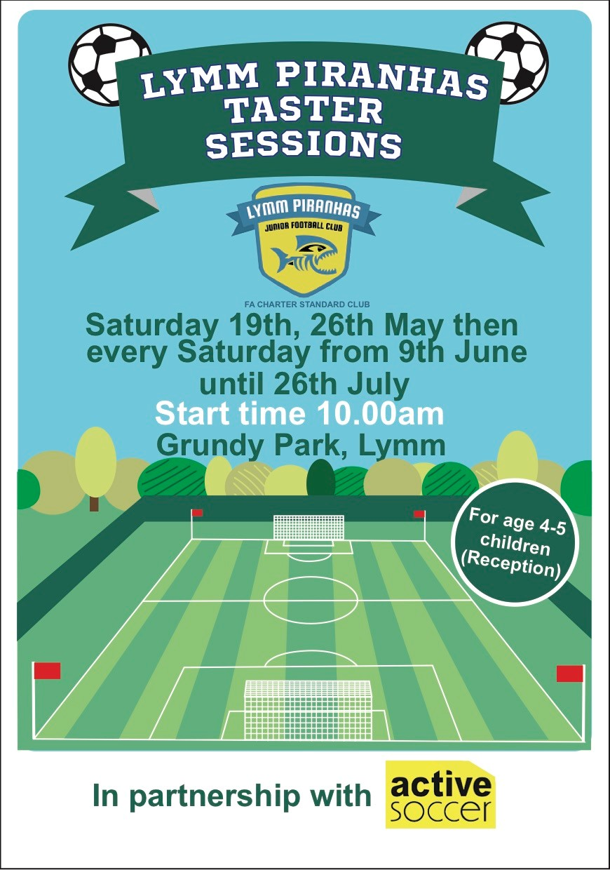 Lymm Piranhas taster sessions 2018 (1)